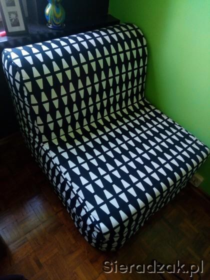 Fotel Rozkładany łóżko Lycksele Lövås Wieluniakpl